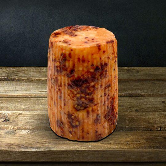 Τυρί Μετσοβίτικο με Μπούκοβο