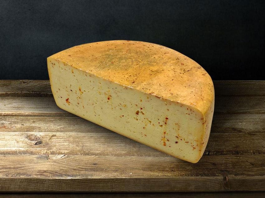 Τυρί Γραβιέρα Με Μπούκοβο